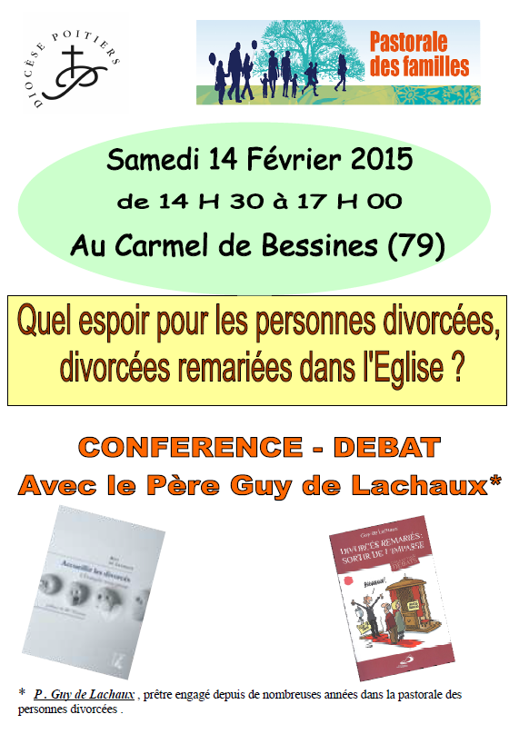 Rencontre divorces chretiens